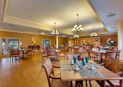 The Pinnacle of Southaven - Dining Room