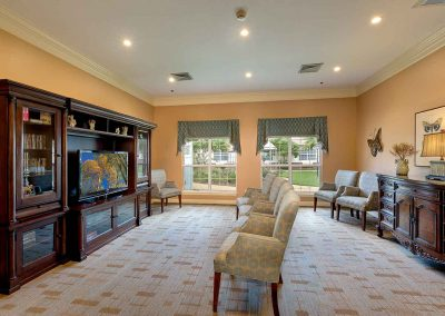 The Pinnacle of Southaven - Activity Room / Entertainment Room