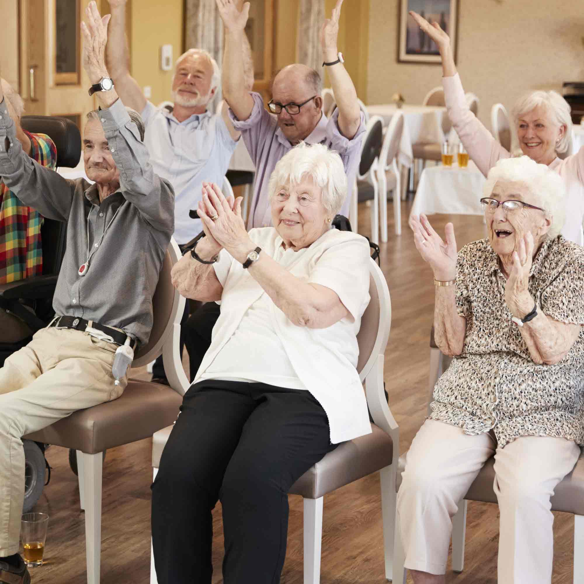 Assisted Living and Memory Care Upcoming Events Group - The Pinnacle of Southaven