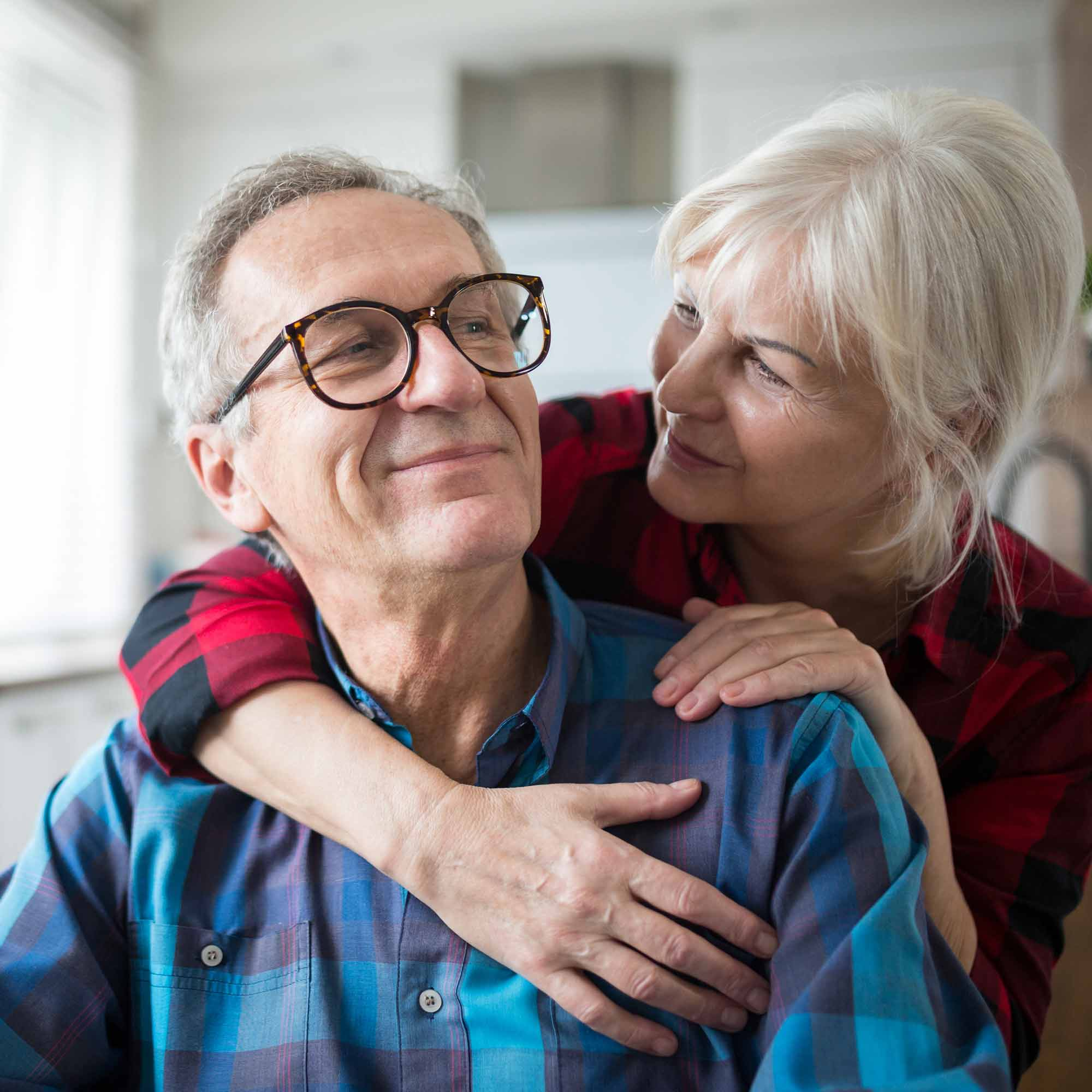Assisted Living and Memory Care Couple - The Pinnacle of Southaven