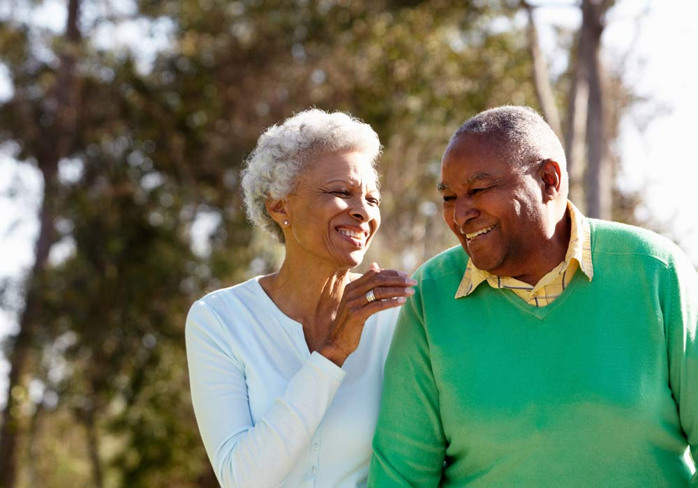 Assisted Living Couple - The Pinnacle of Southaven