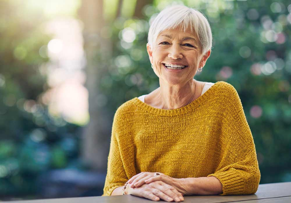 Assisted Living Individual Woman Profile - The Pinnacle of Southaven